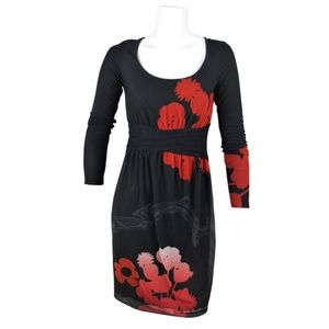 Desigual Dresses - Desigual Lacroix Long Sleeve Suecia Floral Dress